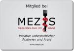 Aufkleber: Mitglied bei MEZIS